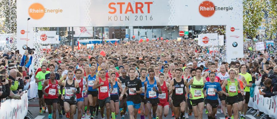 Halbmarathon 2021 Köln