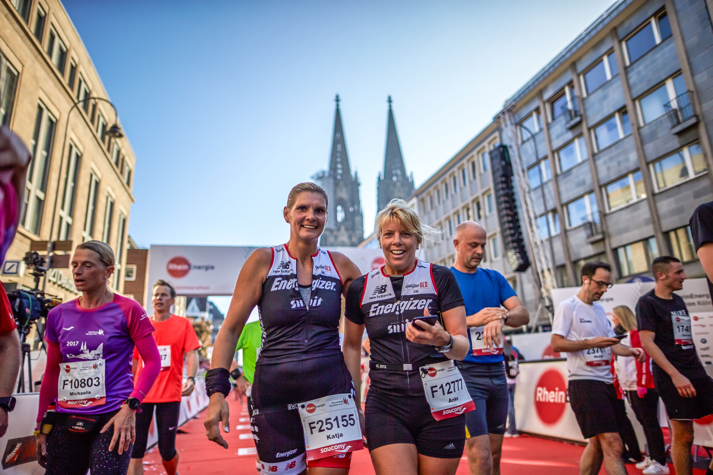 Halbmarathon Köln Strecke