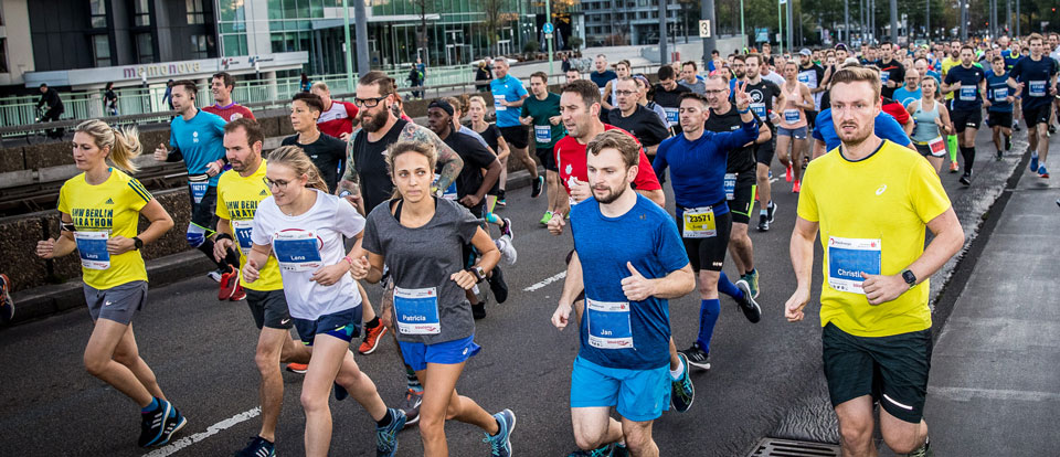 Köln Marathon 2021 Strecke